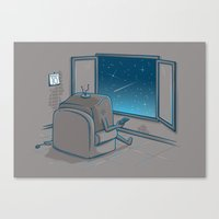The Best Show Canvas Print