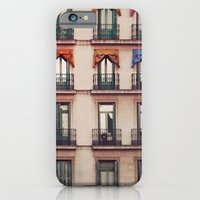 iPhone & iPod Case featuring Balconies by Julia Dávila-Lampe