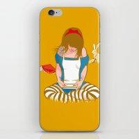 Alice In Mario Land iPhone & iPod Skin