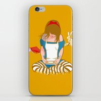 Alice in Mario Land iPhone & iPod Skin