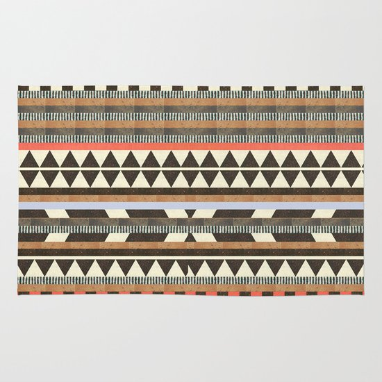 DG Aztec No.1 Area & Throw Rug