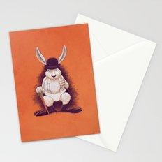A Clocwork Carrot Stationery Cards