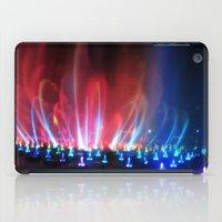 World Of Color II iPad Case