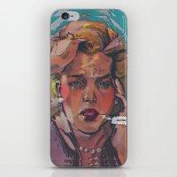 ... but i love you ... iPhone & iPod Skin