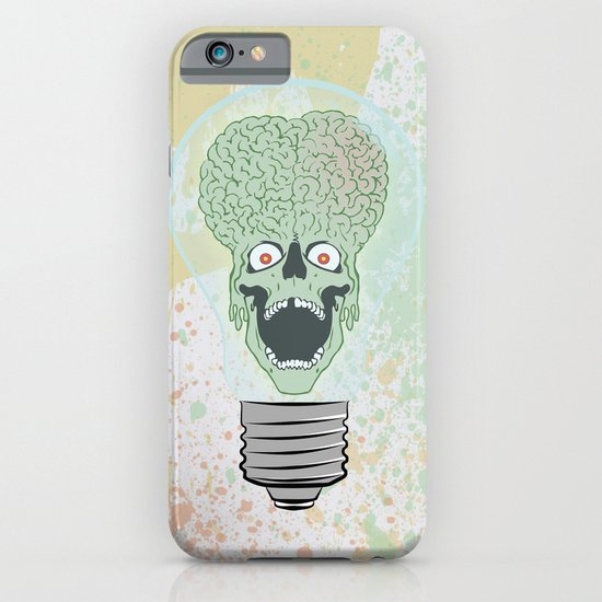 Think Martian  iPhone & iPod Case