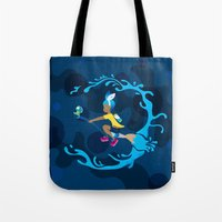 Inkling Delivery Service Tote Bag