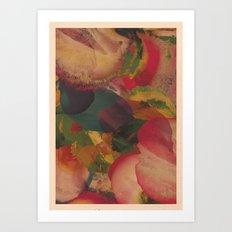 SUPERNOVA / PATTERN SERIES 005 Art Print