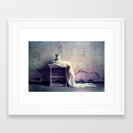 vecchio Framed Art Print