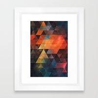 Nyst Framed Art Print