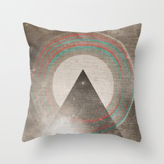 Stereo Induction Throw Pillow