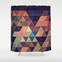 Fydyxy_pyxyl Shower Curtain