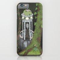 Temple Of The Gatekeeper iPhone 6 Slim Case