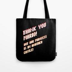 Thank You Mario! Tote Bag