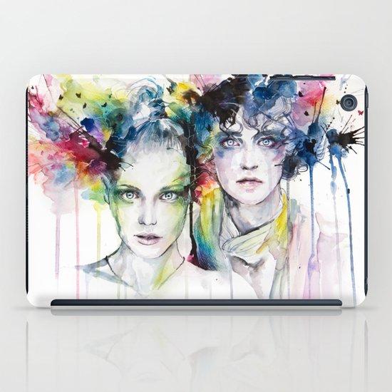 skies on fire  iPad Case