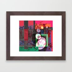 Barchala Framed Art Print