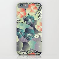 iPhone & iPod Case featuring tropical mix by kociara