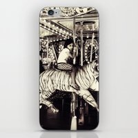 The Wrong Horse iPhone & iPod Skin
