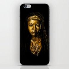 Michonne Golden iPhone & iPod Skin