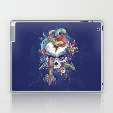 Strangely familiar Laptop & iPad Skin