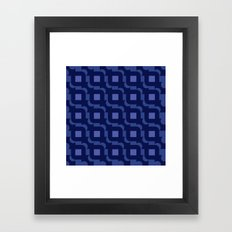 Pattern Print Edition 1 No. 9 Framed Art Print