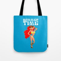 Summer Time! Tote Bag