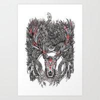 Lonach Art Print