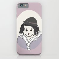 Piaf - La vie en Rose iPhone 6 Slim Case