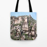 Unusual Rock Formations … Tote Bag