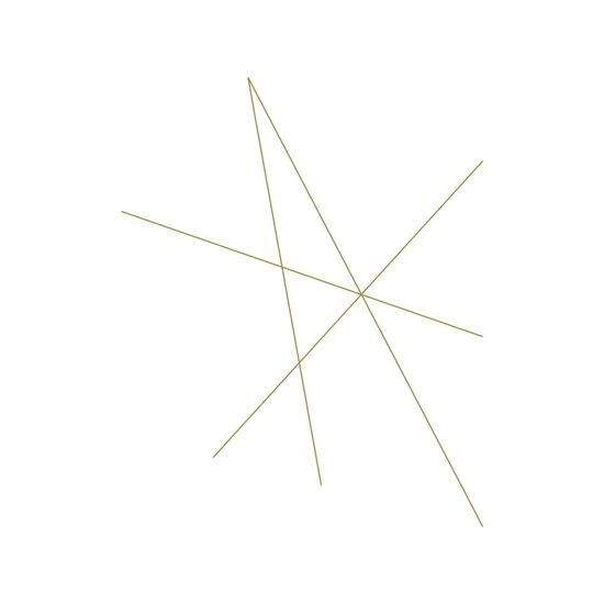 #334 Isometr-crcrrrrrrr – Geometry Daily Art Print
