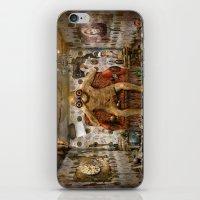 Im Blickkontakt iPhone & iPod Skin