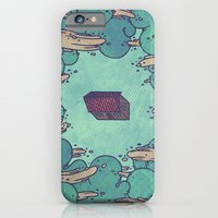Away From Everyone iPhone 6 Slim Case