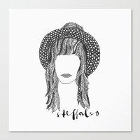 steffaloo Canvas Print