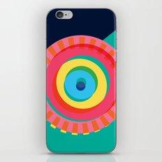 Layered Circles iPhone & iPod Skin