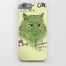 Smelly cat iPhone 6 Slim Case