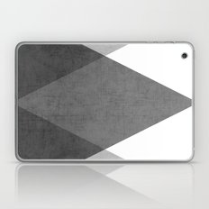 Black And White Triangle… Laptop & iPad Skin