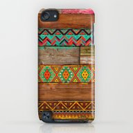 Indian Wood iPod touch Slim Case