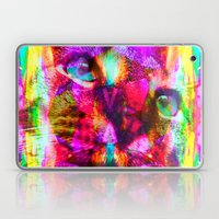 Crystal Cat - Sir Parker Laptop & iPad Skin
