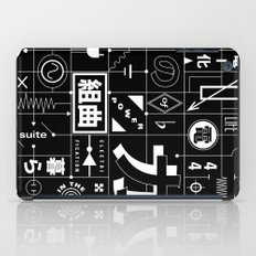 Electric Power Suite In The Key of C iPad Case