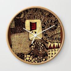 life 2 Wall Clock