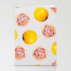 Grapefruit Pattern #society6 #decor #buyart Stationery Cards