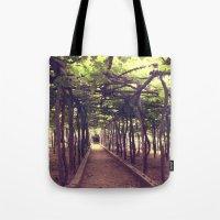 Lemon Grove In Ravello, … Tote Bag