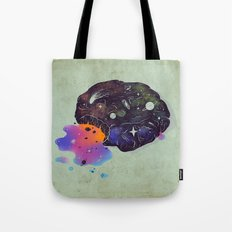 Cosmic Chip Cookie  Tote Bag