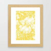 Bright Breezy Framed Art Print