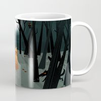 Woods Girl Mug