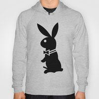 playboy horny rabbit  Hoody