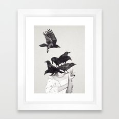 Neither Poor Nor Innocent  Framed Art Print