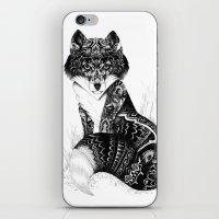 Wildlife Fox iPhone & iPod Skin
