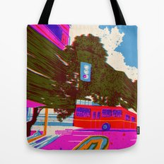 bring your love back in 7 days - Fortuna Series Tote Bag