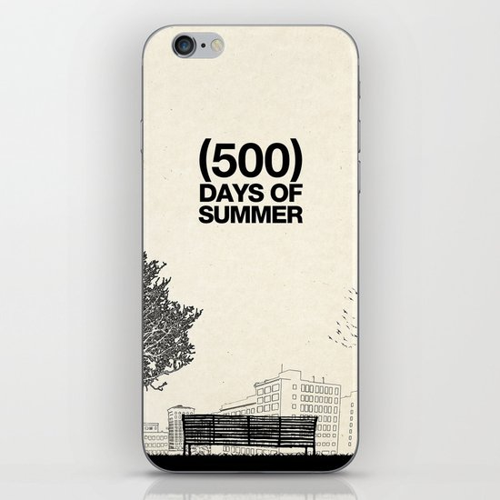 (500) Days of Summer iPhone & iPod Skin