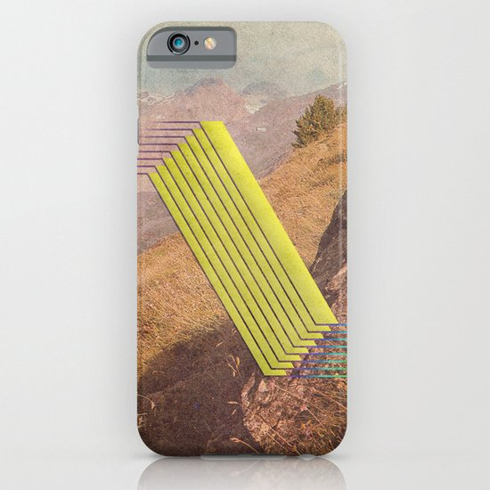 RAIN BOW MOUNTAINS iPhone & iPod Case
